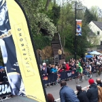 finish op de Cauberg