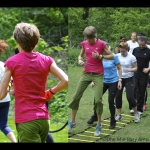 BOOTCAMP training in het Haagse Bos.